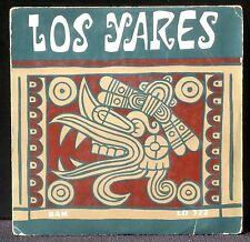 "Los Yares BAM LD 322 17 cm / 7"" LP & CV EX"