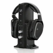 SENNHEISER RS195 RS 195  WIRELESS HEADPHONES AUTHORIZED DEALER/ WITH  WARRANTY