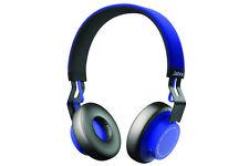Jabra Move Bluetooth V4.0 Stereo Headphones Headset Over Ear iPhone 7 Galaxy S7 Blue