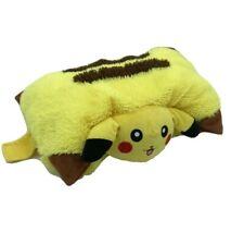 Pikachu Yellow Pillow Pet Pokemon Plush Stuffed Animal Vv