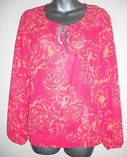 Chiffon Casual Floral Tops & Shirts NEXT for Women