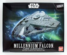 Bandai Star Wars Millennium Falcon (Lando Calrissian Ver.) 1/144 Scale Kit
