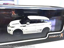 Range Rover Evoque Prepared by Onyx - 1/43 IXO PREMIUM X VOITURE DIECAST - PR273