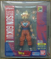 Bandai Tamashii S.H. Figuarts Dragonball Z SDCC 2011 Exclusive Super Saiyan Goku