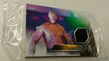 2016 TOPPS WWE Colin Cassady Card NXT Londres Takeover Authentic Mat Relic