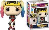 FUNKO POP! HEROES Birds of Prey Harley Quinn Roller Derby