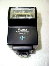 Vivitar 2600 D Flash Auto Thyristor