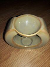 Partylite Tea Light Oil Burner Art- Deco