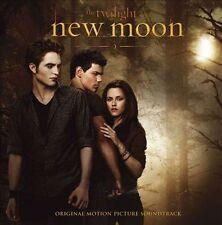 Twilight: New Moon - OST Soundtrack CD thom yorke, muse, sea wolf
