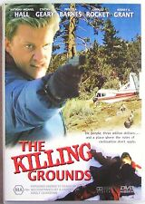 THE KILLING GROUNDS (1997) DVD MOVIE Priscilla Barnes, Courtney Gains
