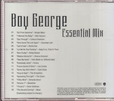 boy george essential mix  cd promo