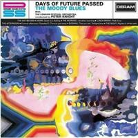 THE MOODY BLUES - DAYS OF FUTURE PASSED [BONUS TRACKS] NEW CD