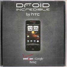HTC - Droid Incredible 2.0 Verizon Wireless ADR6300VW3 Open Box Unused (NM+)