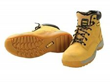DeWALT BOLSTER Work / Safety Desert Boots Size 4 / EU 38 Honey SB SRA