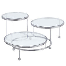 Wilton Cakes 'n More 3-tiered Party Stand