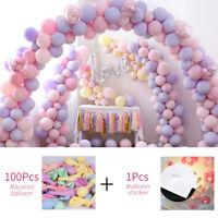10PCS 10Inchs Macaron Latex Balloon Celebration Party Wedding Birthday Decor