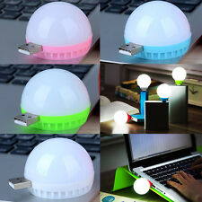 LED Lamp Light For Laptop Notebook Computer PC Reading Night USB Plug