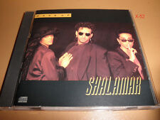 SHALAMAR cd WAKE UP final album (BEATLES cover COME TOGETHER)