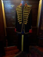 Millatry costume perhaps Royal Horse Artillery c ,1890   , antique original