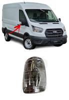Para Ford Transit 14-20 Nuevo Retrovisor Lado Indicador Repetidor Blanco Derecho