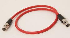 "TAI Audio 18"" TA5F - TA3F Audio Cable (Red)"