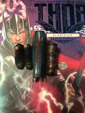 Hot Toys Thor Ragnarok Gladiator MMS445 Boots w/ Leg Armour loose 1/6th scale