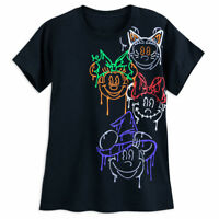 Disney Store Minnie Mouse Halloween T Shirt Tee Women Plus Size XL 2XL 3XL 4XL