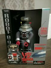 New listing Vintage 1997 Lost In Space B9 Robot Trendmasters Never Opened