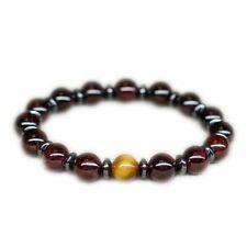 Garnet bracelet Tiger eye bracelet Male enhancement Fertility Men bracelet