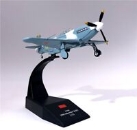 New 1:72 USSR 1944 Jakowlew JAK3 Fighter Aircraft Static Display 3D Alloy Model