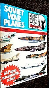 HISTORY OF THE WORLD WARS SPECIAL: SOVIET WAR PLANES