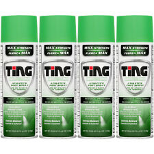 Ting Athlete's Foot and Jock Itch Anti Fungal Spray Powder - 4.5 oz (Pack of 4)