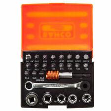 Bahco Ratchet Socket Bit Set - 2058S26