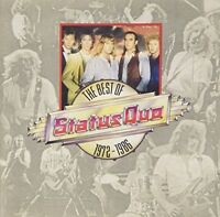 Status Quo Best of 1972-1986 [CD]