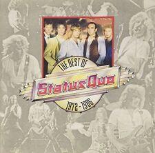 Status Quo Best of 1972-1986 [CD]