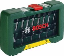 Bosch - Pack 15 Strawberries With Insertion Of 0 5/16inContiene 3 round Out