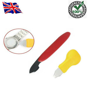 Watch Repair Tool Kit Set Opener Knife Band Strap Remover Battery Change Back