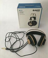 AKG K92 Closed-back Studio/Production Podcast Monitor Headphones