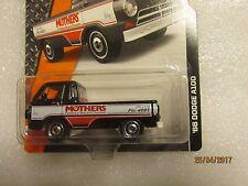 MATCHBOX'66 Dodge A100 mères livrée NEUF Scellé sur Carte