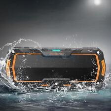 Waterproof IP65 w GoPro Stand Wireless Bluetooth Stereo Outdoor Sports Speaker
