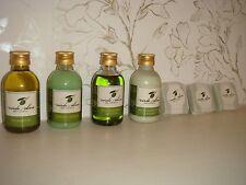 Verde Oliva De Lujo Eco cosméticos natural aceite de oliva Bath & Body Verde jabón para invitados