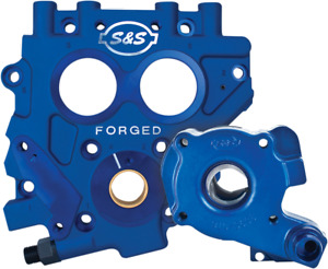 S & S Cycle TC3 Oil Pump And Cam Support Plate Kit 310-0731 Twin Cam 99-06