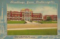 INDIANAPOLIS - Robert W. Long Hospital & Indiana School of Medicine - 1941