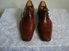 Chaussures homme marron gold