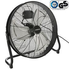 Arebos Bodenventilator Windmaschine Lüfter 20 Zoll 120 W