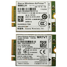 Dell E7270 E7470 E7370 DW5811E 1DPXG MM9JH MR7VT EM7455 LTE 4G WWAN Card Module