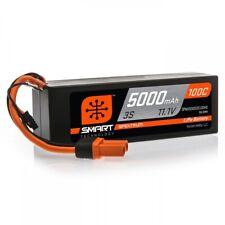 Spektrum 5000mAh 3S 11.1V 100C RC Smart LiPo Hardcase Battery SPMX50003S100H5