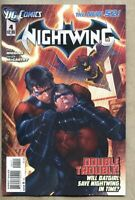 Nightwing #4-2012 vf/nm 9.0 New 52 this issue had only 1 cover / Batgirl