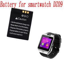 Rechargeable Battery for smartwatch DZ09 A1 FYM-M9 LQ-S1 HKX-S1 Batteries QN-01