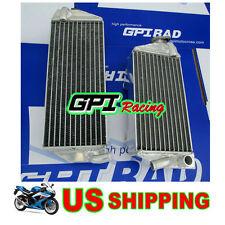 FOR Suzuki RMZ250 RMZ 250 2010 2011 2012 Aluminum Radiator